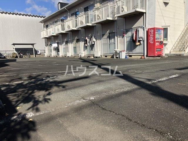 セントラルプラザ 201号室の駐車場