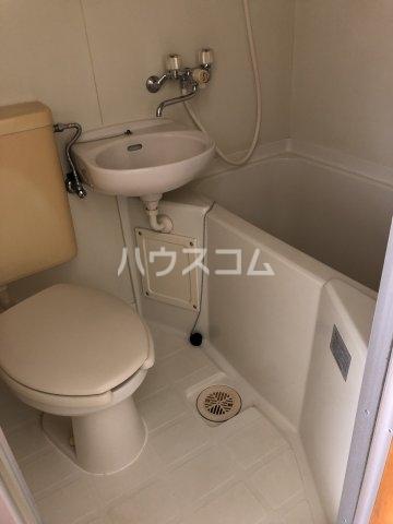セントラルプラザ 201号室の風呂