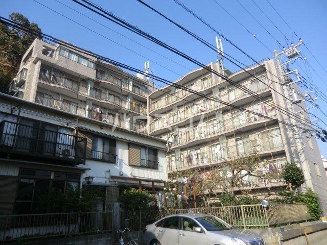 コア・シティ新横浜の外観