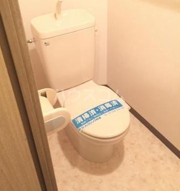 コア・シティ新横浜 101号室のトイレ