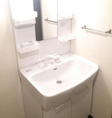 コア・シティ新横浜 101号室の洗面所