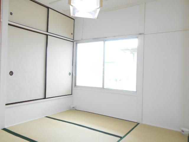 小俣町戸建の居室