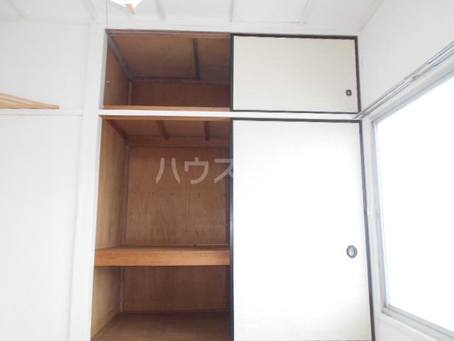 小俣町戸建の収納