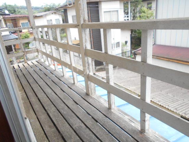 小俣町戸建のバルコニー