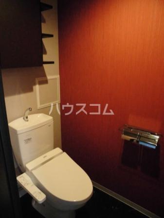 CASA94 1207号室のトイレ