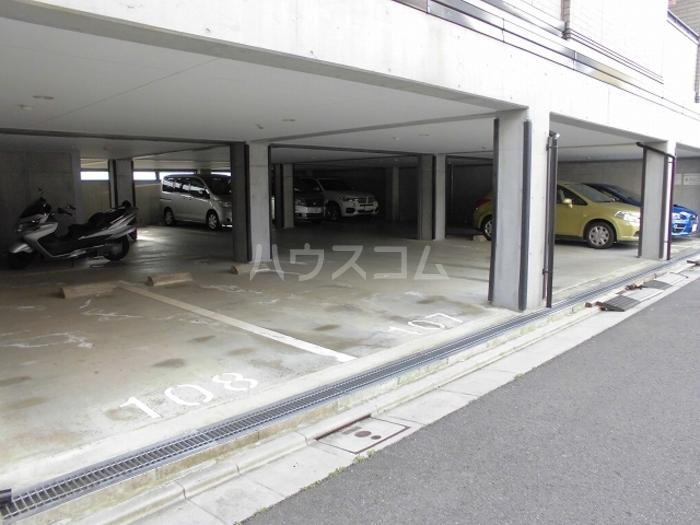 K-クロッシング 0308号室の駐車場