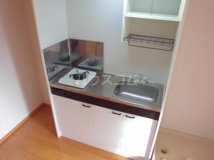 K-クロッシング 0308号室のキッチン