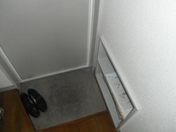 リバティ中浦和A棟 203号室の設備