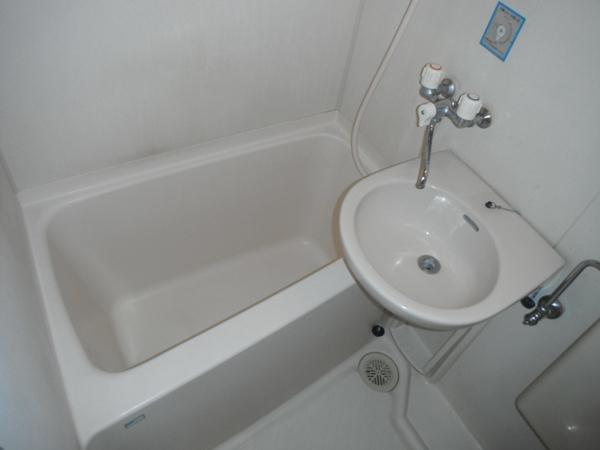 リバティ中浦和A棟 203号室の風呂