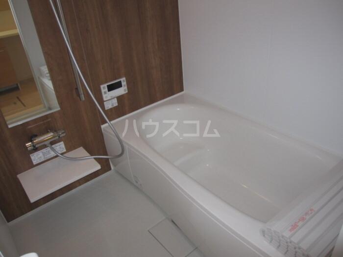Forest Villa 201号室の風呂