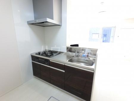 Grant・Ⅰ 105号室のキッチン
