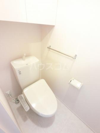 Grant・Ⅰ 105号室のトイレ