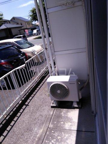 サンコーポ山田 B棟 105号室のバルコニー