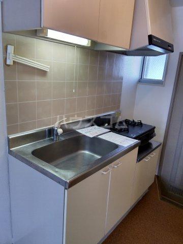 サンコーポ山田 B棟 105号室のキッチン