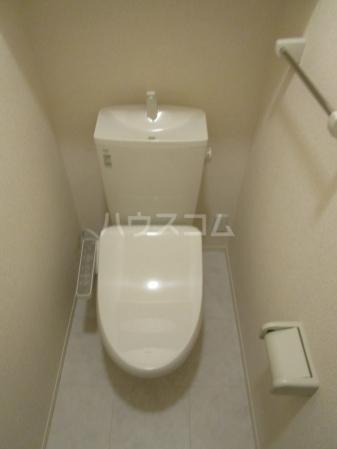 コンフォール西小鷹野Ⅱ 103号室のトイレ