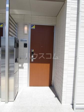 コンフォール西小鷹野Ⅱ 103号室の玄関