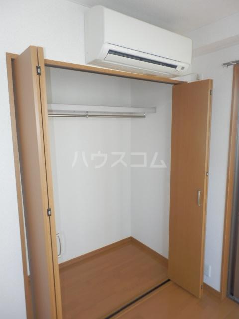 アーバン九品仏 402号室の収納