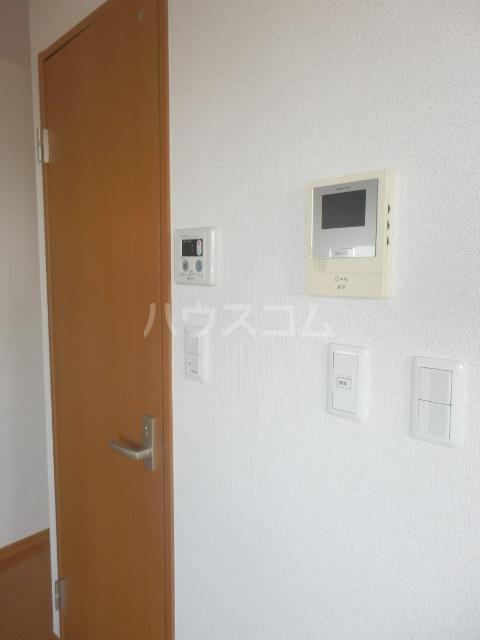 アーバン九品仏 402号室のセキュリティ