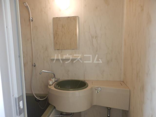 中浦和パークハイツ 106号室の洗面所