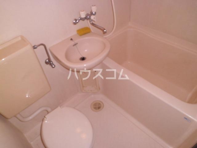 Flower House 202号室の風呂