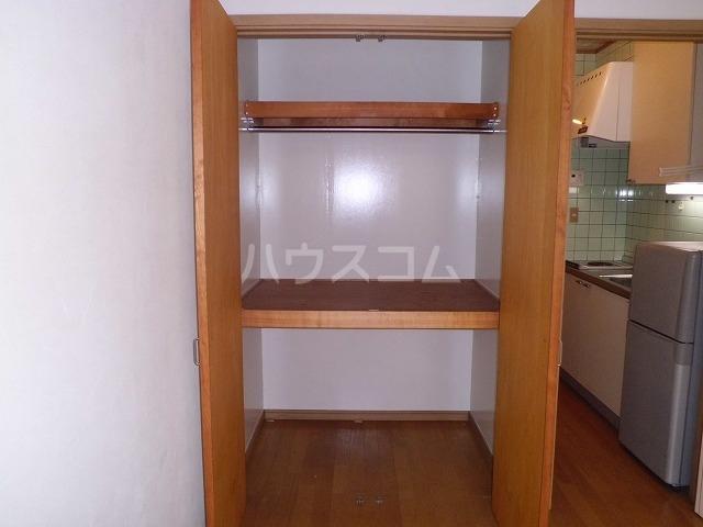 Flower House 202号室の収納