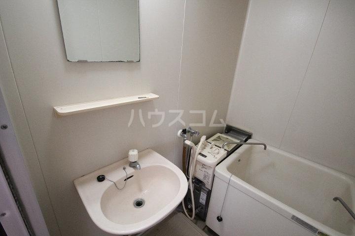 メゾンクレブラン・ドゥズィエム 202号室の洗面所