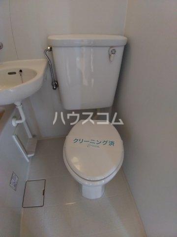アーバンハイツ 301号室のトイレ