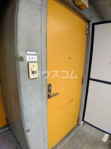 アーバンハイツ 301号室の玄関