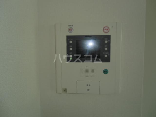 レジディア三軒茶屋Ⅱ 102号室のセキュリティ