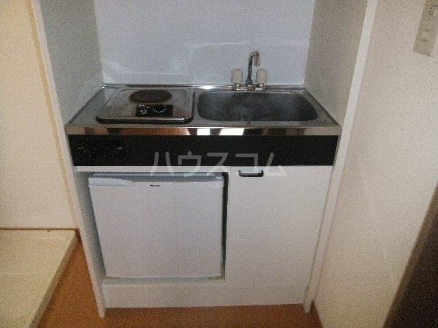 ベルシティ四谷 102号室のキッチン