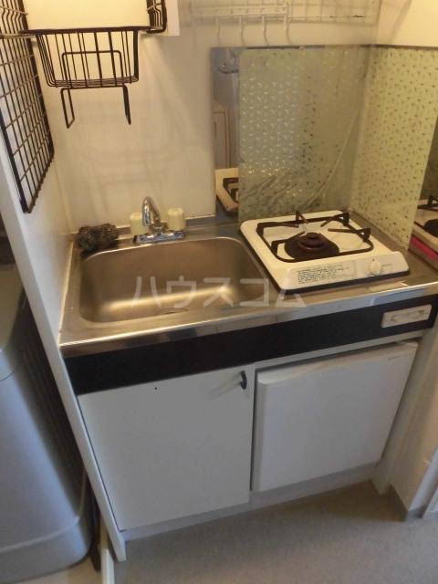 メゾンマークワン 402号室のキッチン
