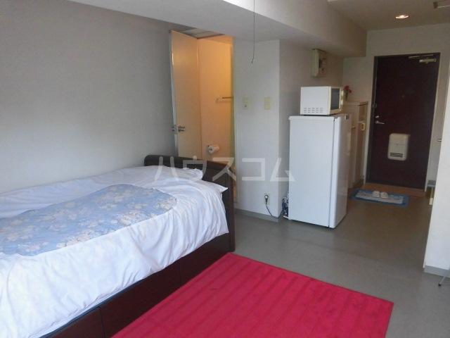 メゾンマークワン 402号室のベッドルーム
