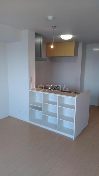 ハピネス コスモ 301号室のキッチン