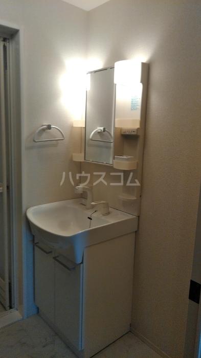 ハピネス コスモ 301号室の洗面所
