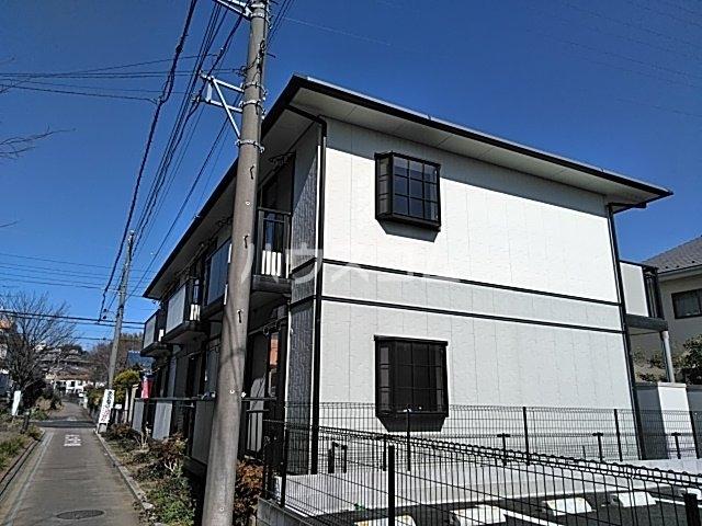 サンガーデン斉藤外観写真