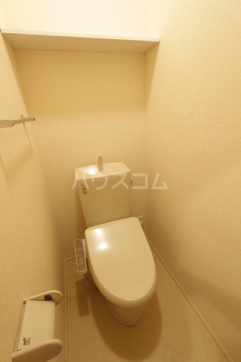 マクナーレ 102号室のトイレ