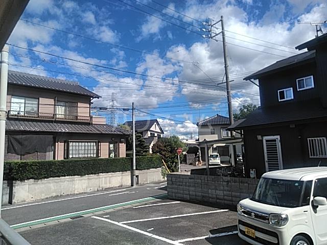 太田マンション 102号室の景色