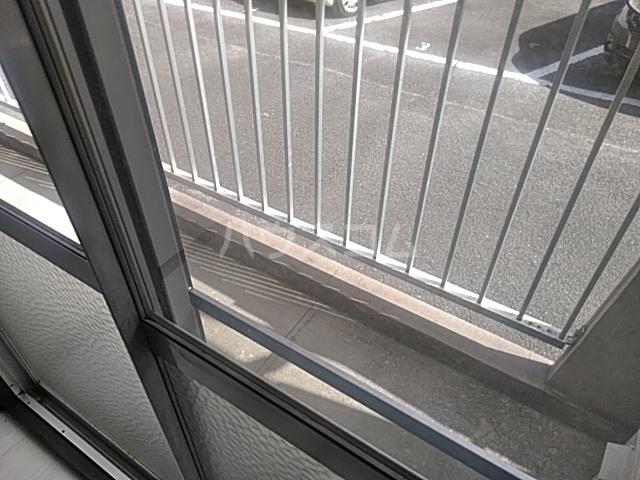 太田マンション 102号室のバルコニー