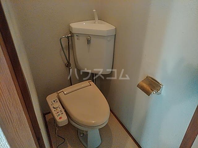 太田マンション 102号室のトイレ