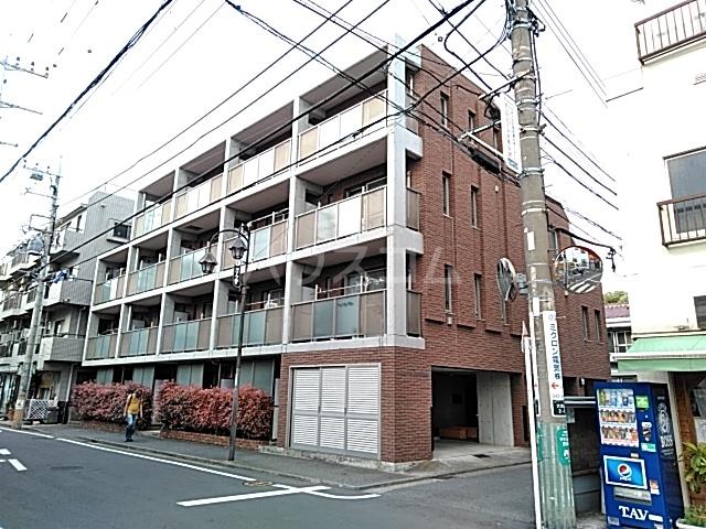 ラ・フォーレ大倉山弐番館の外観