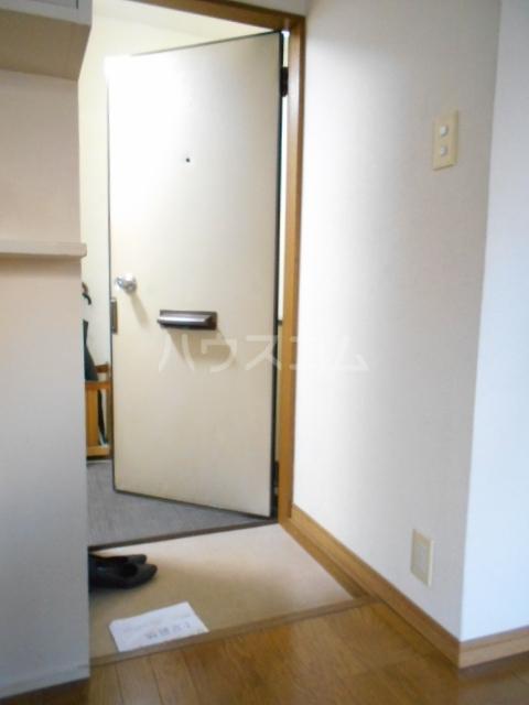 坂西荘 201号室のセキュリティ