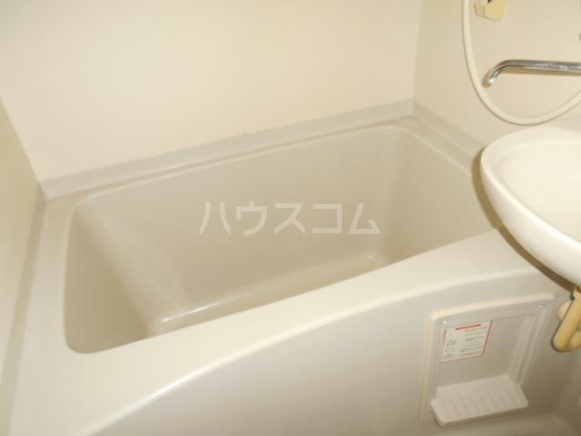 坂西荘 201号室の風呂