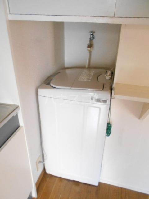 坂西荘 201号室の設備