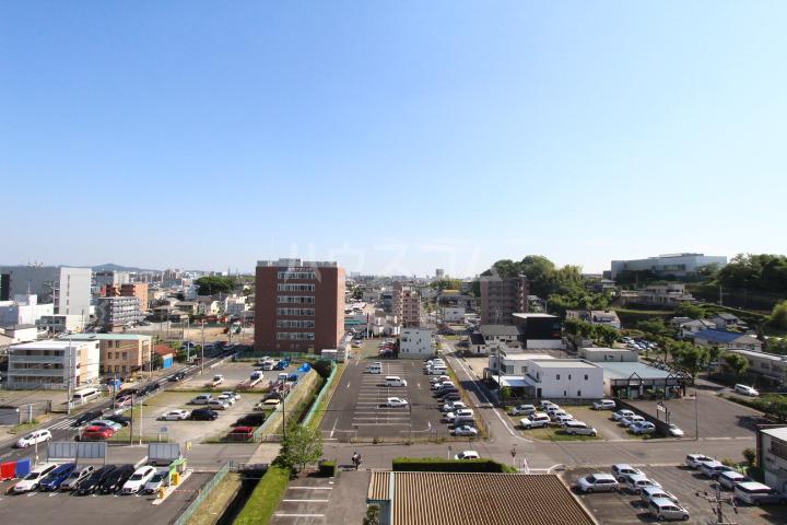 豊田神田町コーポラス 902号室の景色