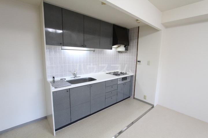 豊田神田町コーポラス 902号室のキッチン