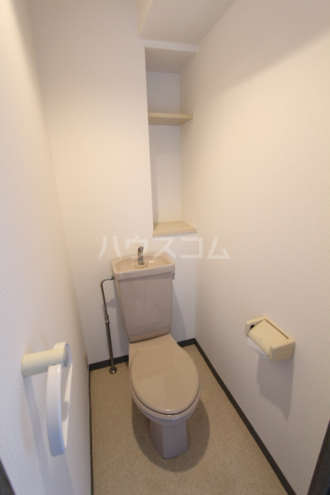 豊田神田町コーポラス 902号室のトイレ