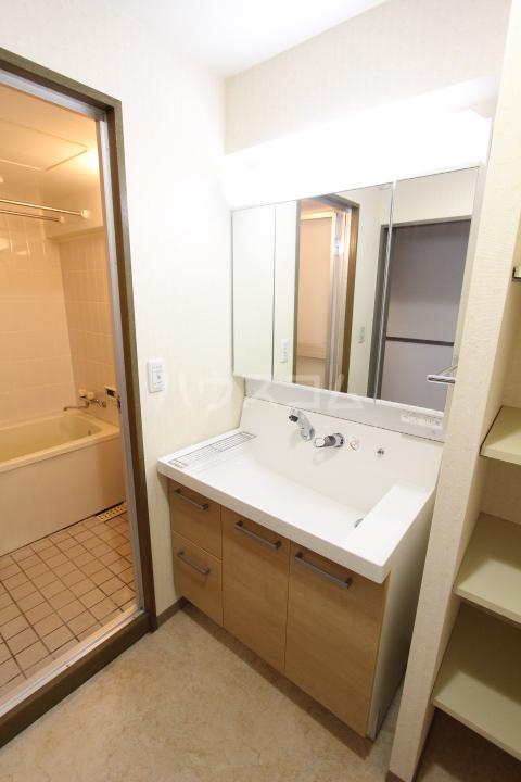 豊田神田町コーポラス 902号室の洗面所