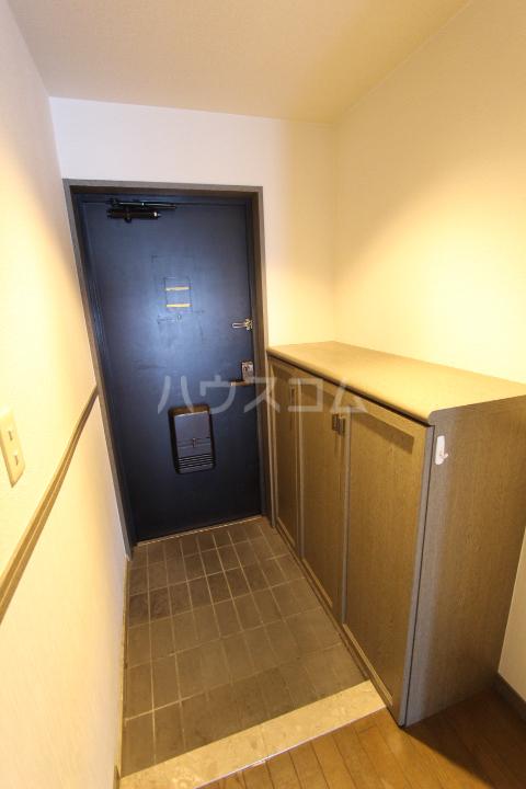 豊田神田町コーポラス 902号室の玄関
