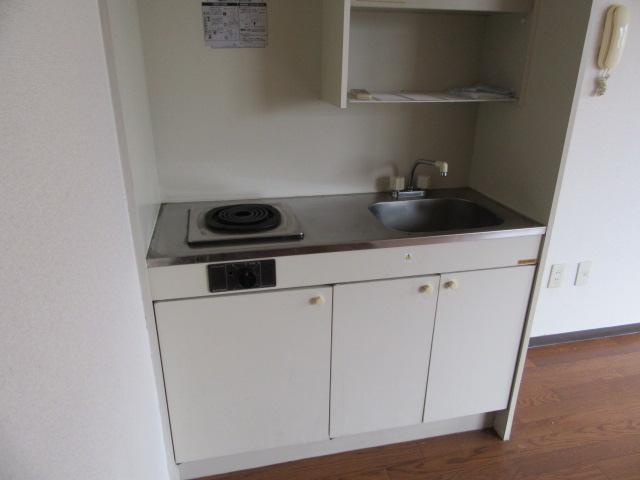 サンシティマミーナ 105号室のキッチン