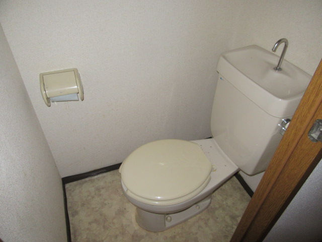 サンシティマミーナ 105号室のトイレ